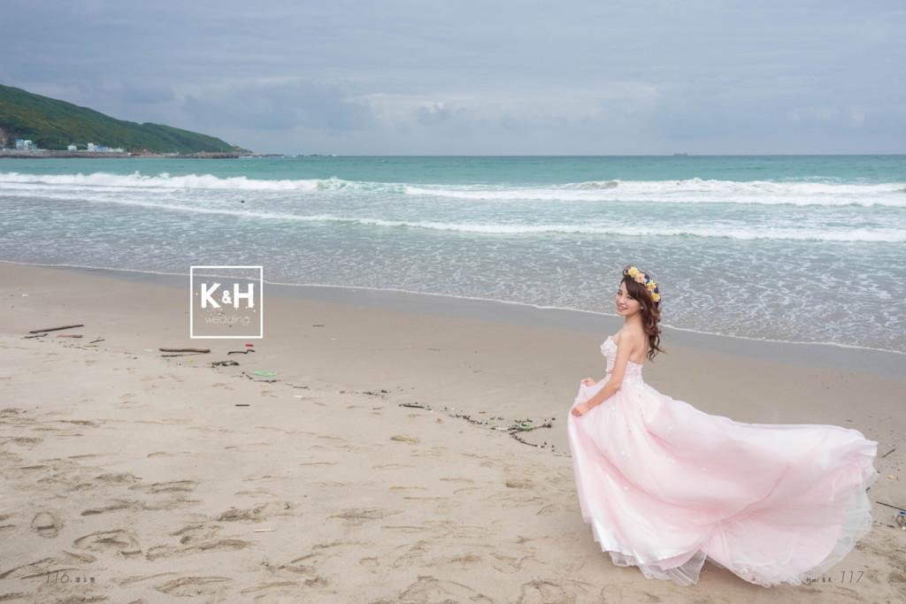 k H wedding & Huei & K. 117 116.澤 & 隻