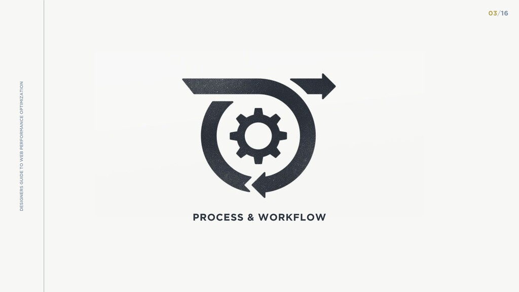 PROCESS & WORKFLOW 03/16 DESIGNERS GUIDE TO WEB...