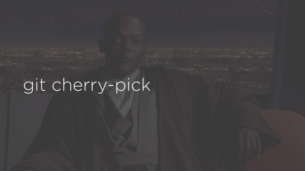 git cherry-pick