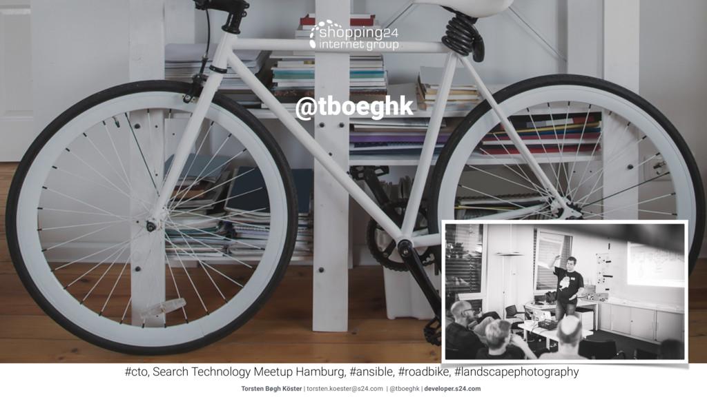 @tboeghk @tboeghk #cto, Search Technology Meetu...