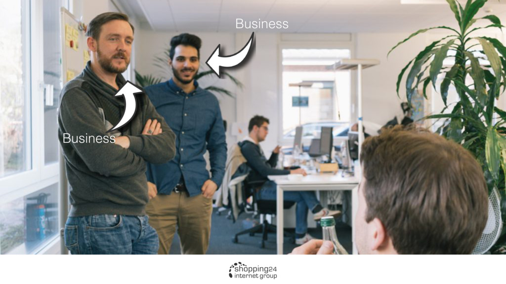 Business-Metriken Business Business