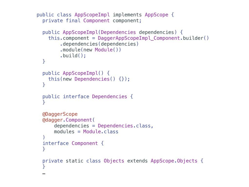 public class AppScopeImpl implements AppScope {...