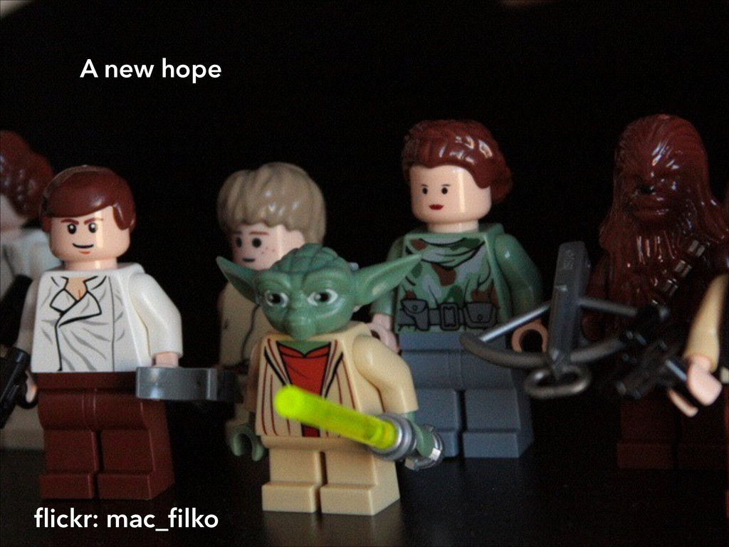 A new hope flickr: mac_filko
