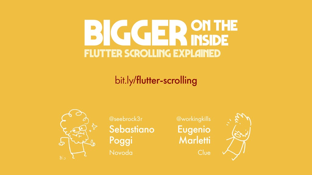 ON THE INSIDE BIGGER FLUTTER SCROLLING EXPLAINE...