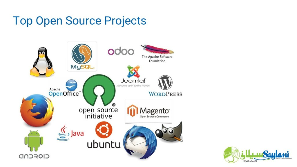 Top Open Source Projects