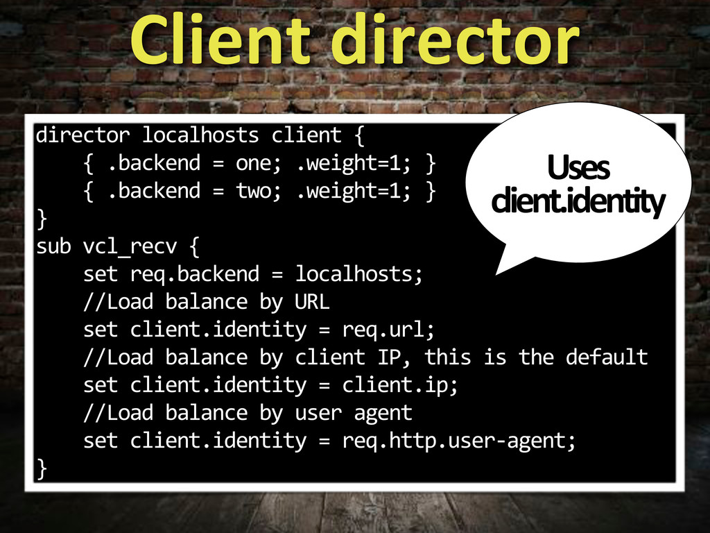director.localhosts.client.{ ....{..backend.=.o...