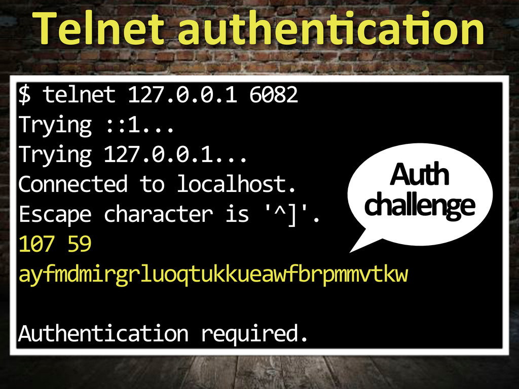 $.telnet.127.0.0.1.6082 Trying.::1... Trying.12...