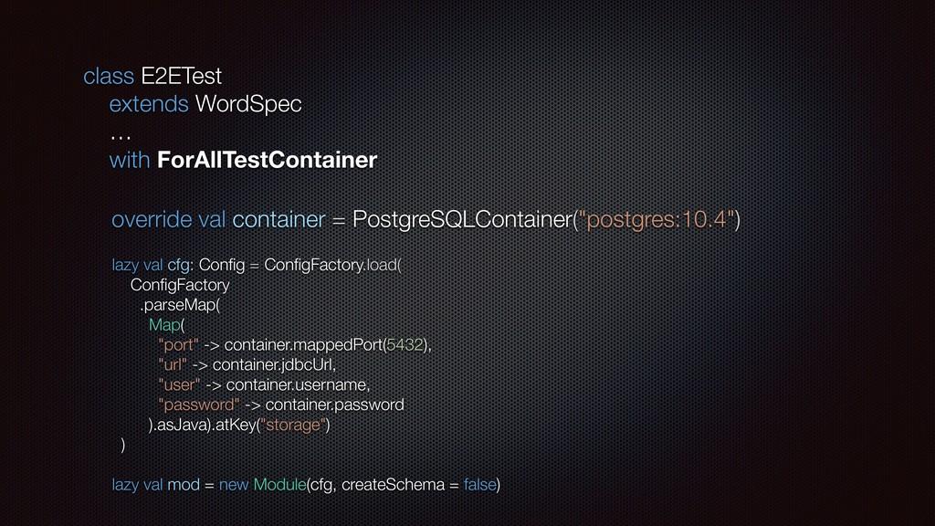 class E2ETest extends WordSpec … with ForAllTes...