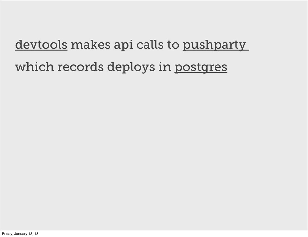 devtools makes api calls to pushparty which rec...