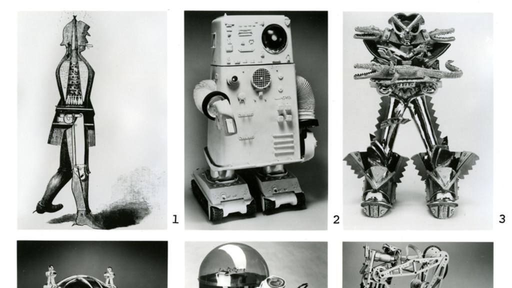 Crazy robots
