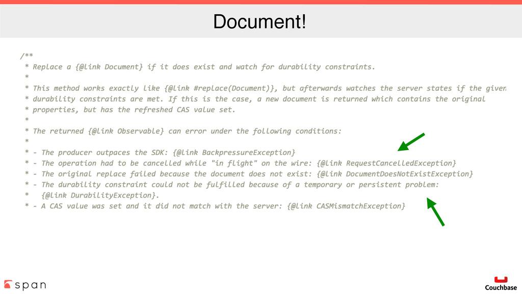 Document!