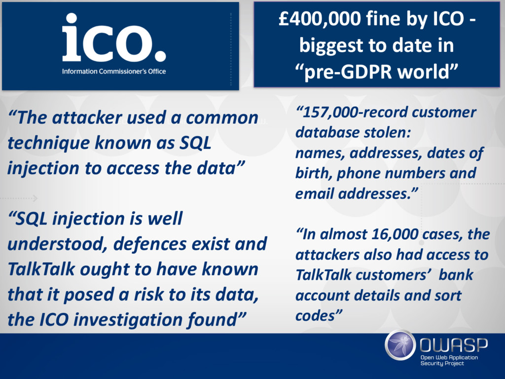 """£400,000 fine by ICO - biggest to date in """"pre-..."""