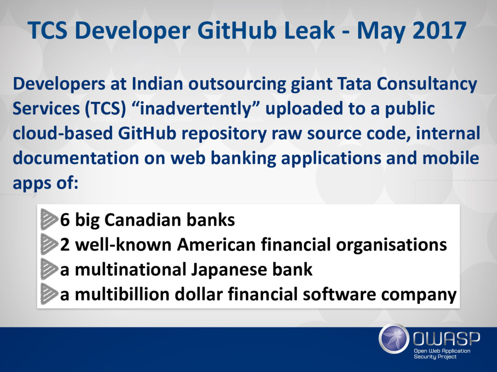Developers at Indian outsourcing giant Tata Con...