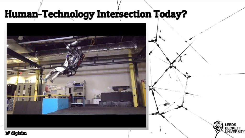 Human-Technology Intersection Today? digisim