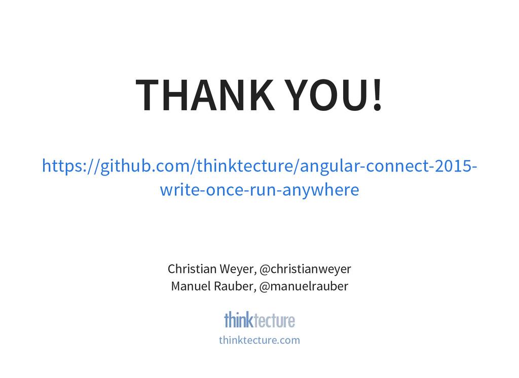 THANK YOU! https://github.com/thinktecture/angu...