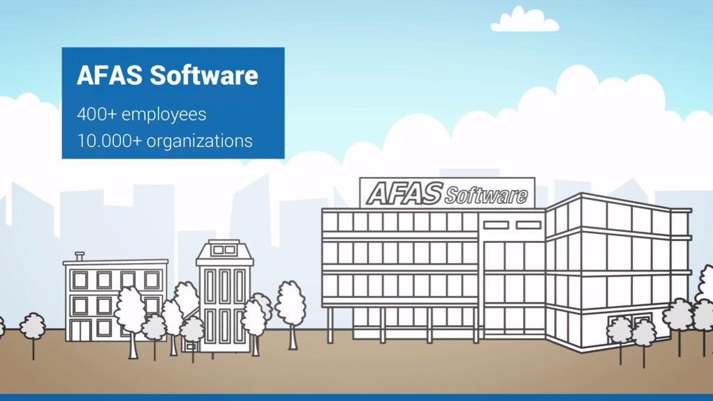 AFAS Software 400+ employees 10.000+ organizati...