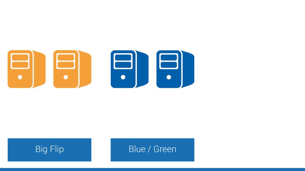Big Flip Blue / Green