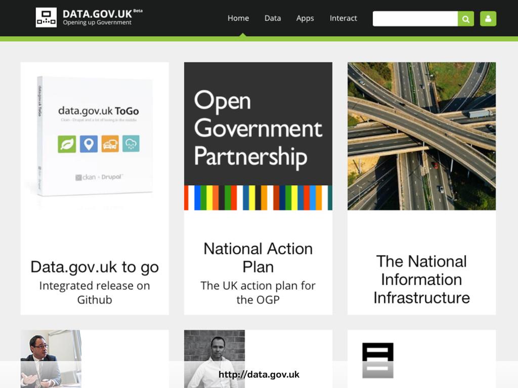 http://data.gov.uk