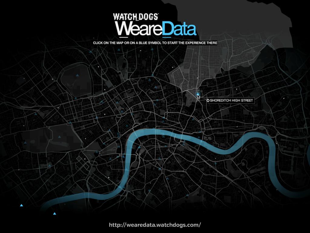http://wearedata.watchdogs.com/