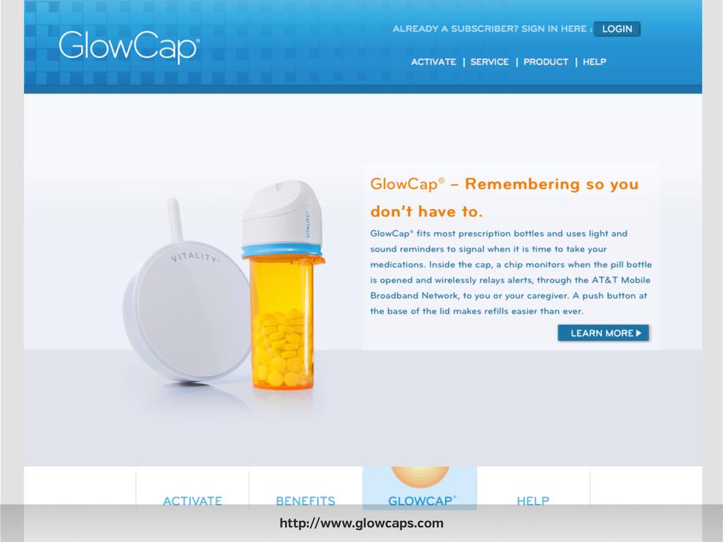 http://www.glowcaps.com