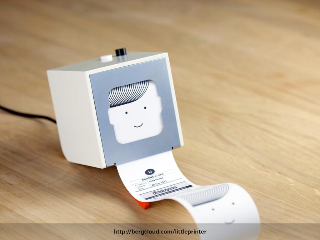 http://bergcloud.com/littleprinter