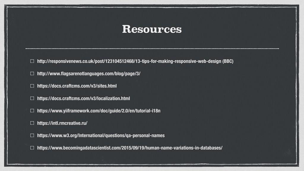Resources http://responsivenews.co.uk/post/1231...