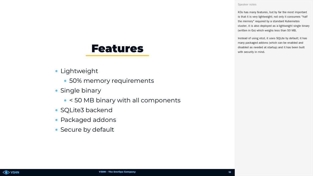 VSHN – The DevOps Company Lightweight 50% memor...