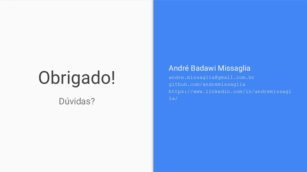André Badawi Missaglia andre.missaglia@gmail.co...