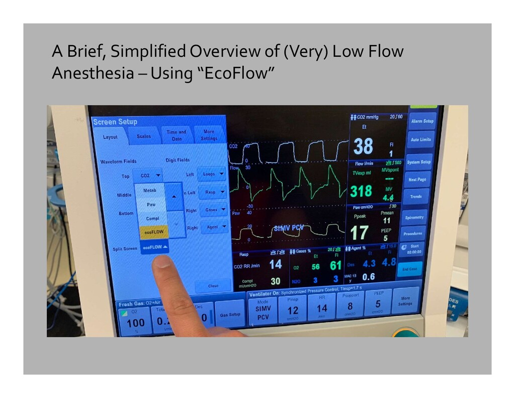 A Brief, Simplified Overview of (Very) Low Flow...