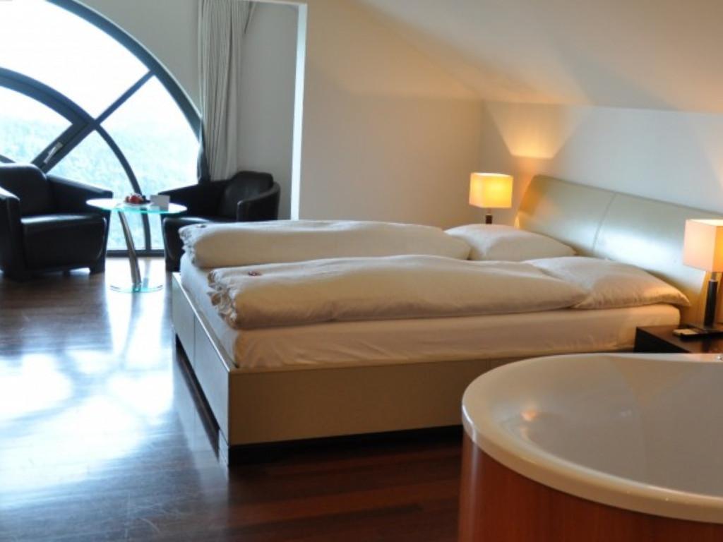 Photo von Berg oder Hotel