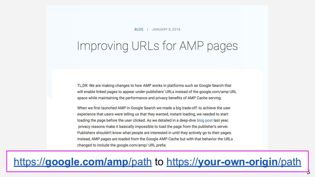 https://google.com/amp/path to https://your-own...