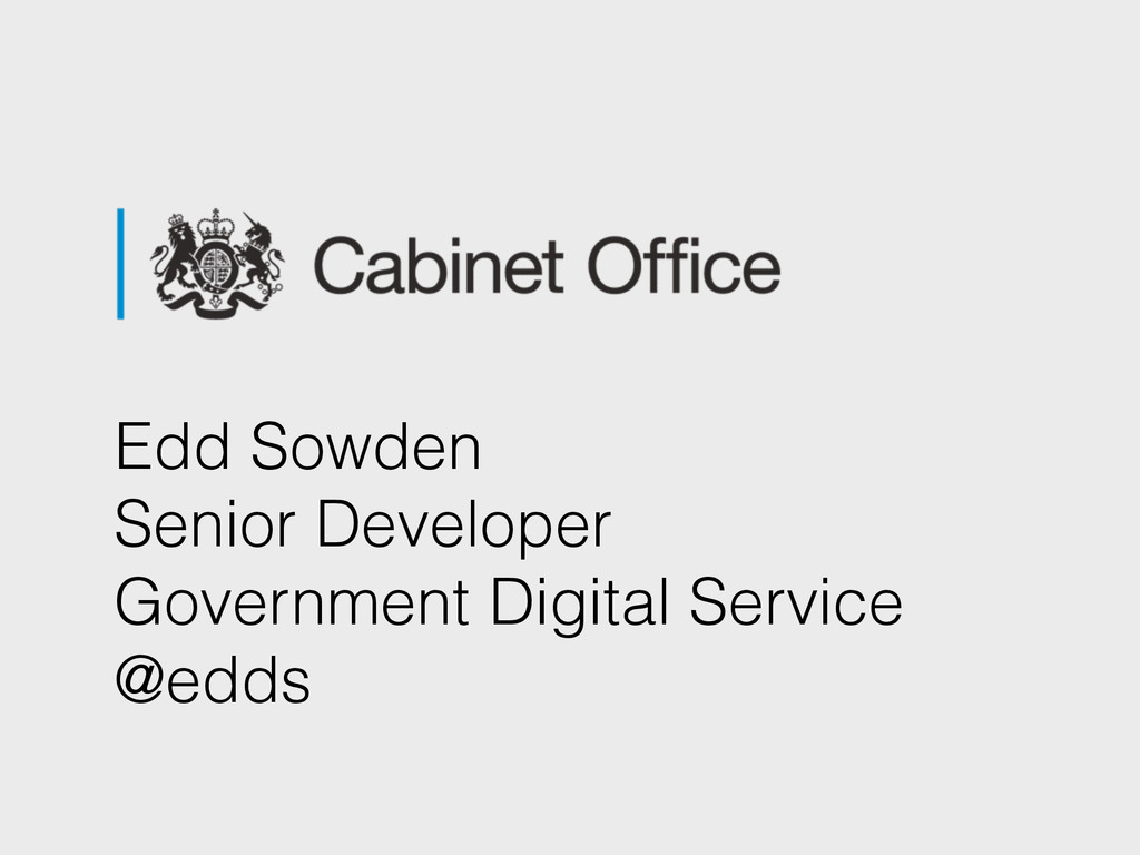 Edd Sowden