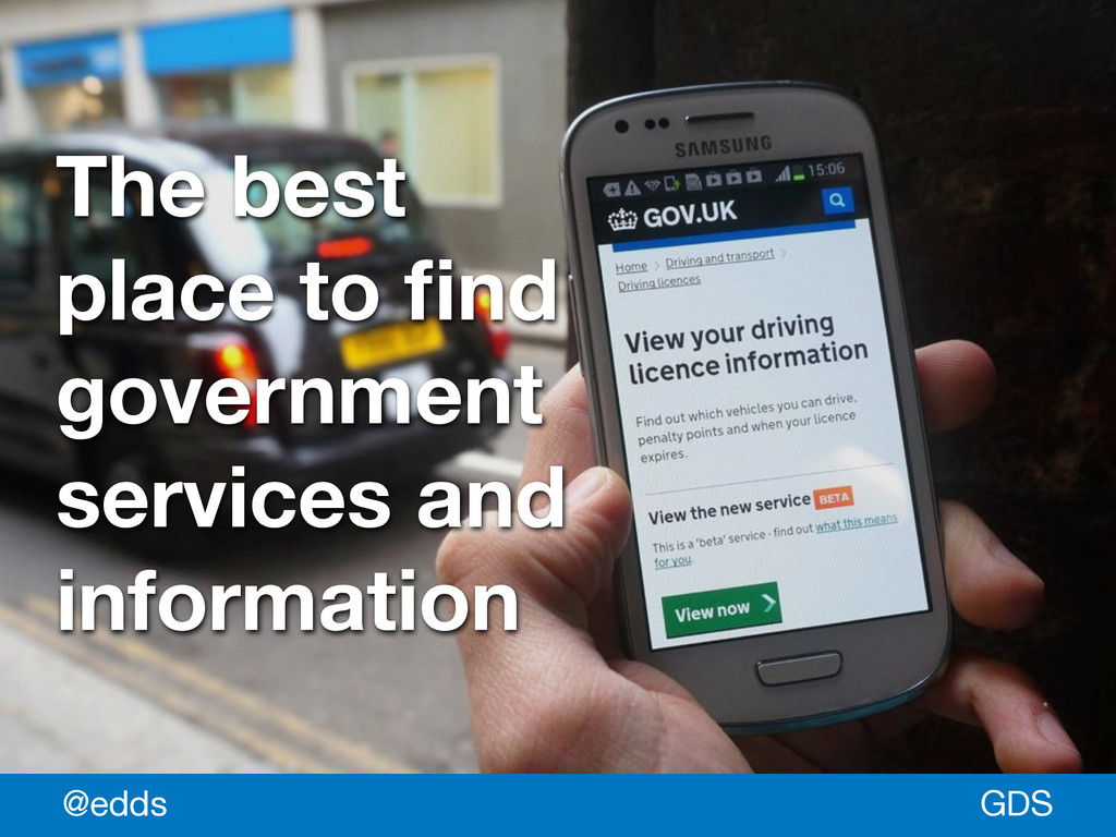 * The best place to find government services and...