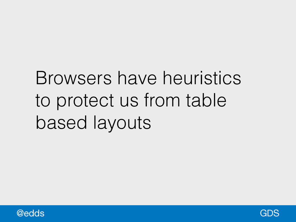 Browsers have heuristics to protect us from tab...