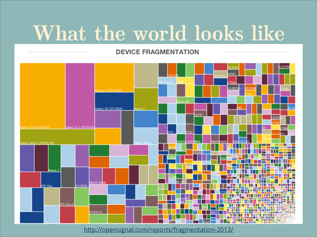 What the world looks like http://opensignal.com...