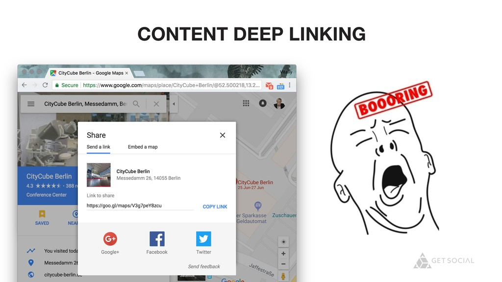 @zasadnyy CONTENT DEEP LINKING It's cool… yeah