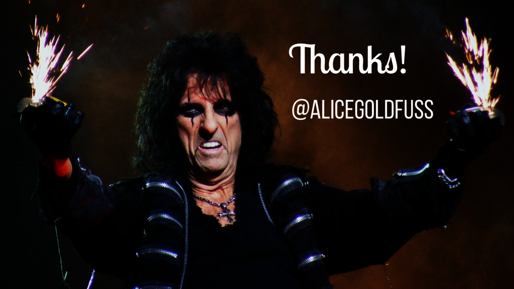 Thanks! @alicegoldfuss