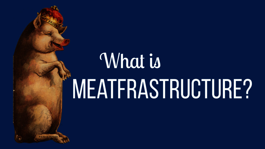 What is Meatfrastructure?