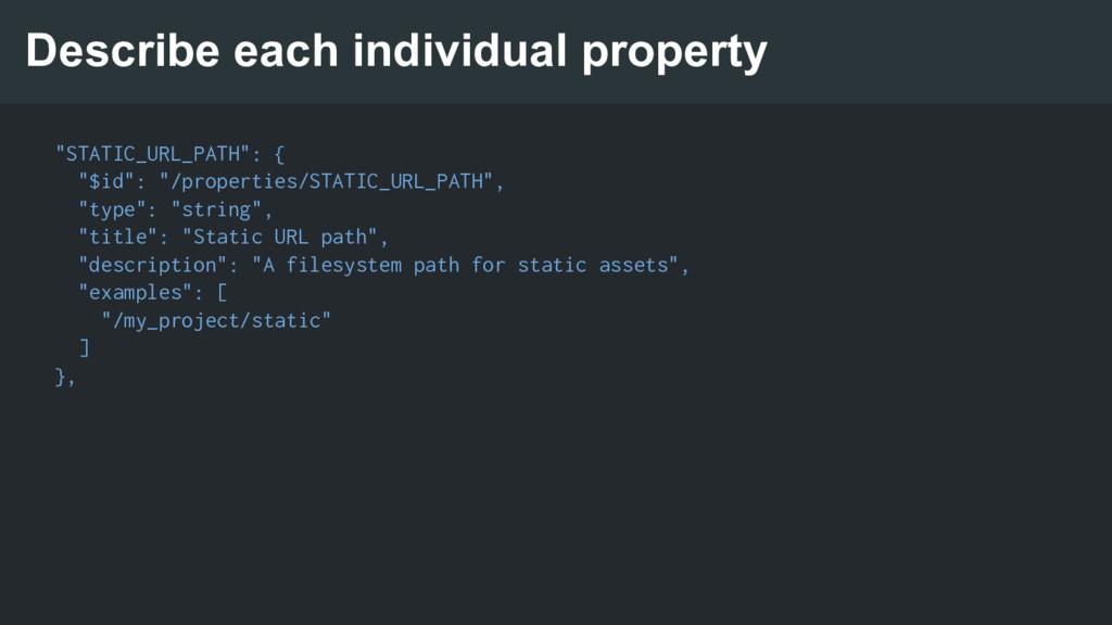 """STATIC_URL_PATH"": { ""$id"": ""/properties/STATIC..."