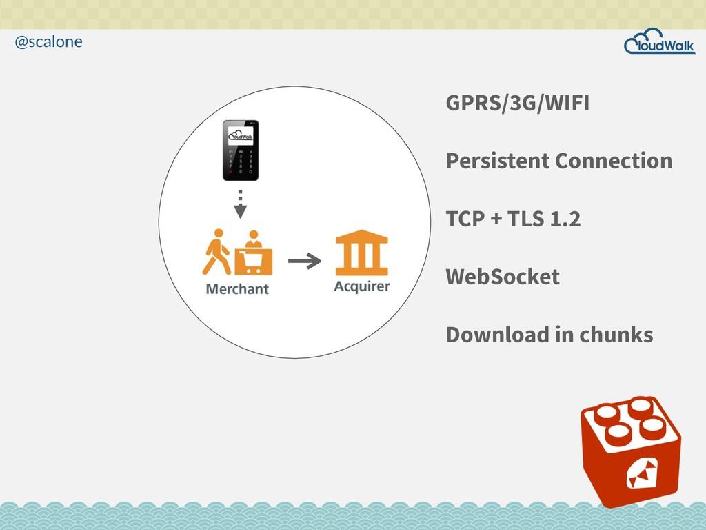 @scalone @scalone GPRS/3G/WIFI Persistent Conne...