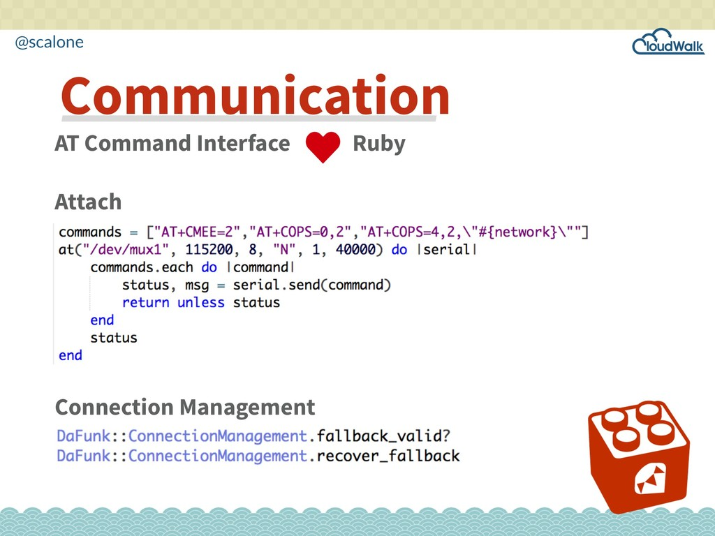 @scalone AT Command Interface Ruby Attach Conne...