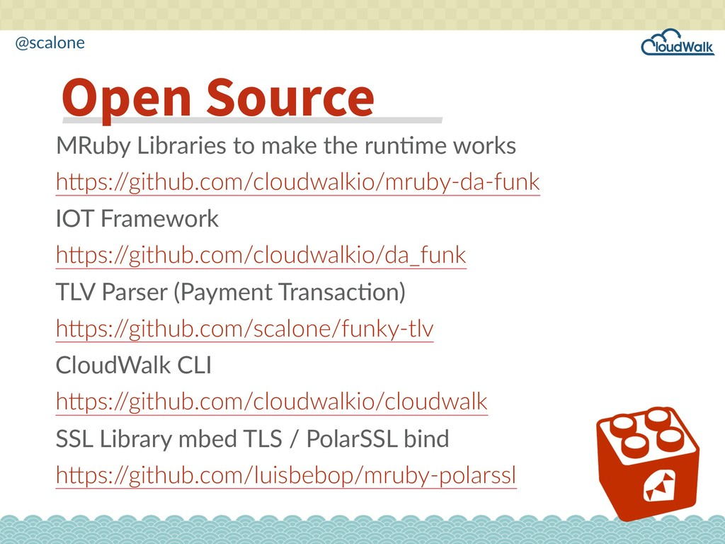 @scalone MRuby Libraries to make the runPme wor...