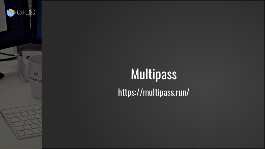 Multipass https://multipass.run/