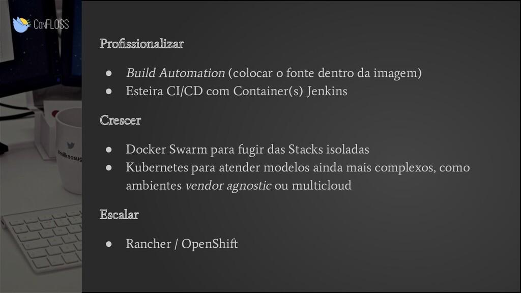 Profissionalizar ● Build Automation (colocar o f...