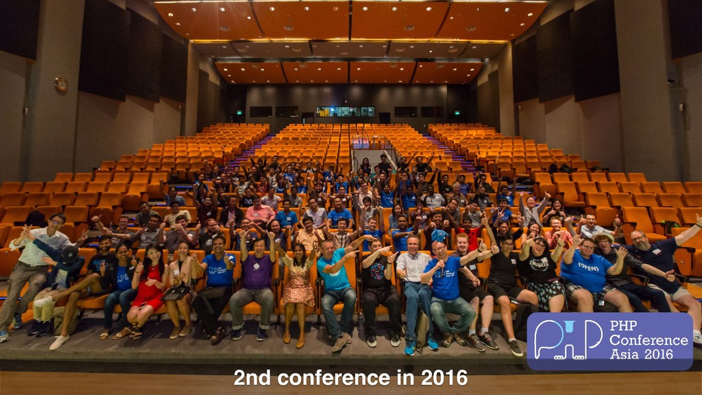 2nd conference in 2016