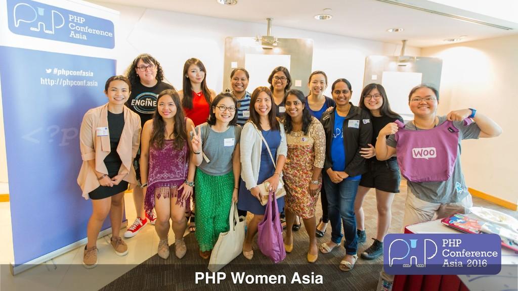 PHP Women Asia