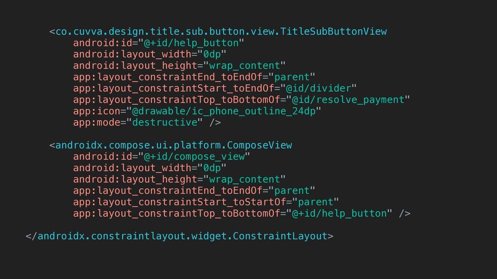 <co.cuvva.design.title.sub.button.view.TitleSub...