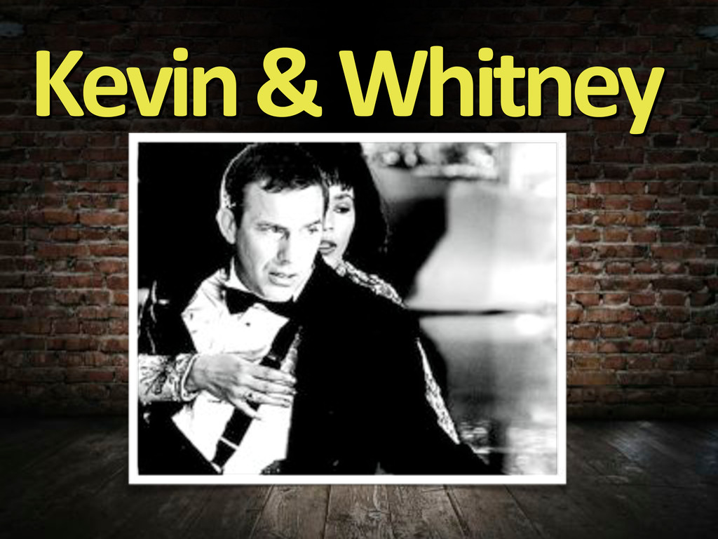 Kevin'&'Whitney