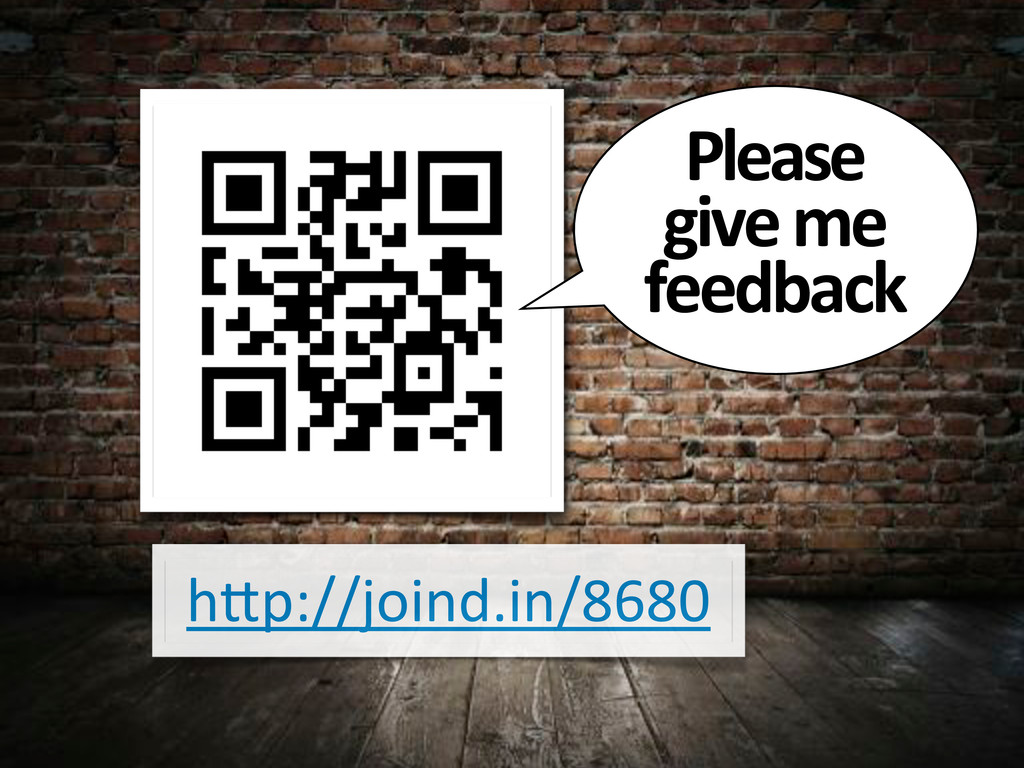 """h""""p://joind.in/8680 Please# give#me# feedback"""
