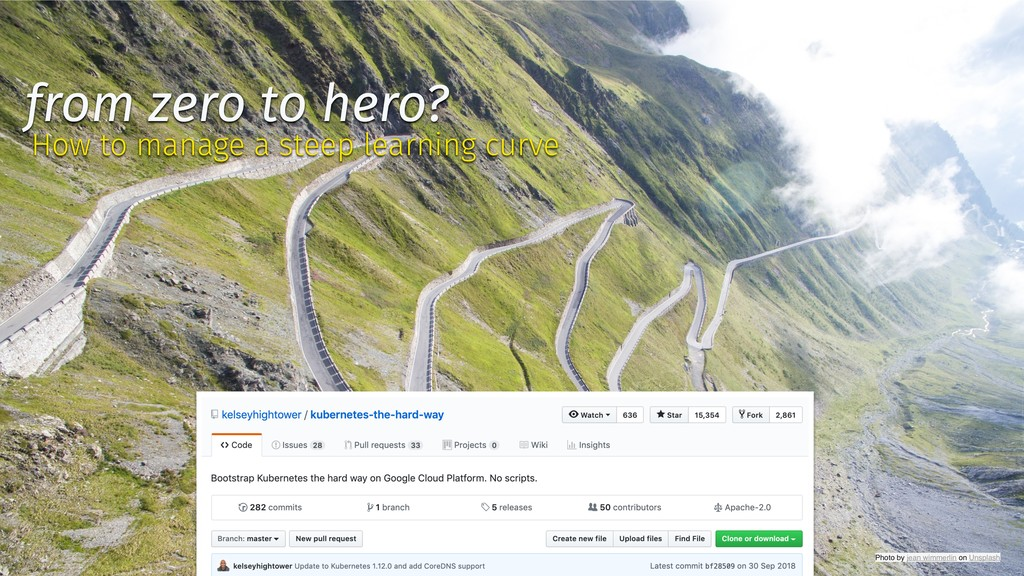 ✨ @tboeghk ✨ from zero to hero? How to manage a...